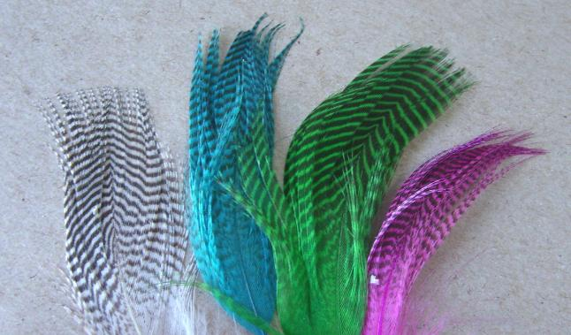 What Is Gold Used For >> Fly Tyng Teal Feathers